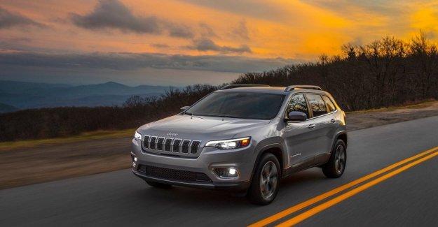 El nuevo Jeep Cherokee, el mito de los estados Unidos se sirve
