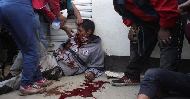 En Bolivia, tres personas murieron en los enfrentamientos entre los agentes y partidarios de Evo Morales