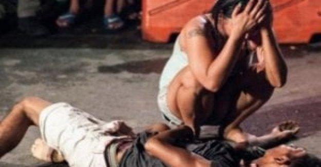 En filipinas, los asesinatos en la guerra contra las drogas de Duderte tal vez habrá más con el nuevo vicepresidente
