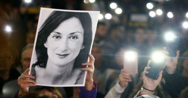 Encuesta Daphne, el terremoto en Malta. También, el director pide la gracia: Listo para hablar en cambio de un salvoconducto