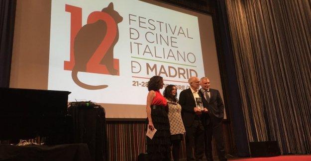 Festival de cine de Madrid, para el premio de la carrera Salvatores: siempre y cuando usted tiene la necesidad de contar una historia, vale la pena