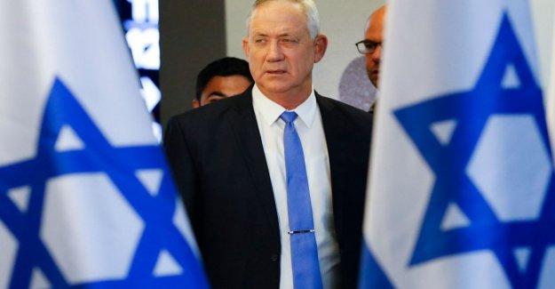 Gantz obtiene el derecho mandato. Israel hacia la tercera elección en un año