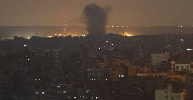 Gaza raid israelí mata a 6 miembros de una familia palestina