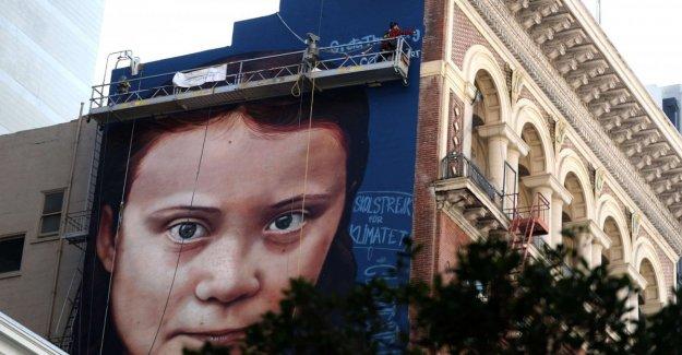 Greta Thunberg barco para el Cop25: hacia Europa, el clima lo permite