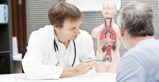 Hipertrofia benigna de la glándula de la próstata, el 80% de los mayores de 65 años