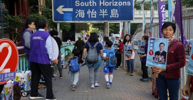 Hong Kong, a través de la administrativa. Un voto en contra de Beijing