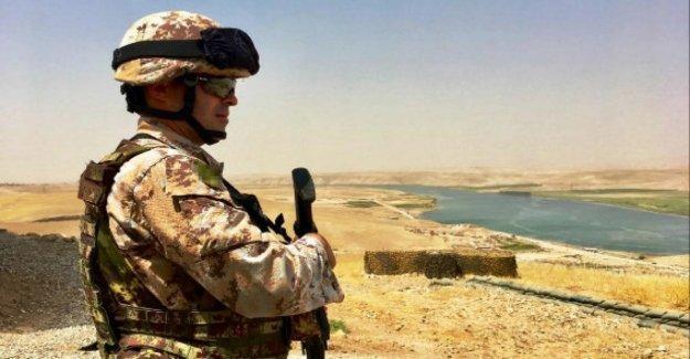 Irak. El ataque contra los militares italianos, 5 heridos