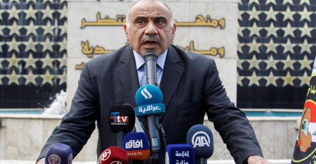 Irak premier Abdul Mahdi renunció, pero la violencia continúa