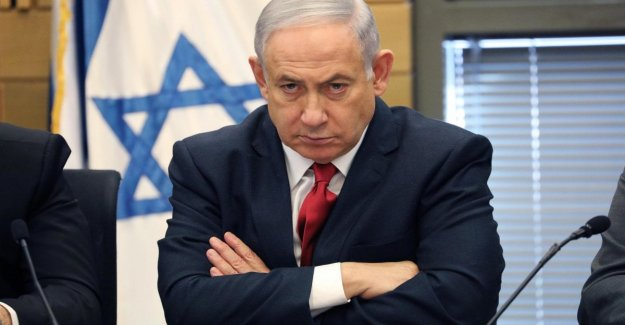 Israel, Netanyahu, acusado de corrupción: Contra mí, un golpe de estado