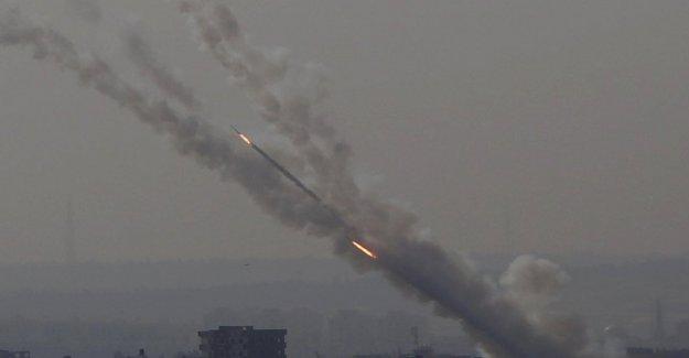 Israel, volver a jugar las alarmas. Palestinos muertos en ataque aéreo