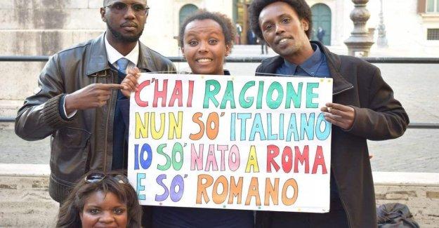 Ius Culturae, el italiano nuevo hacia abajo en la plaza: todo está listo para la 'marcha de los derechos