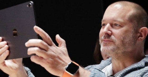 Jony Ive deja oficialmente de Apple