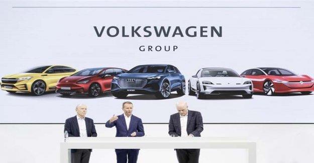 La Idea de Volkswagen: el mundo verde comienza a partir de la producción