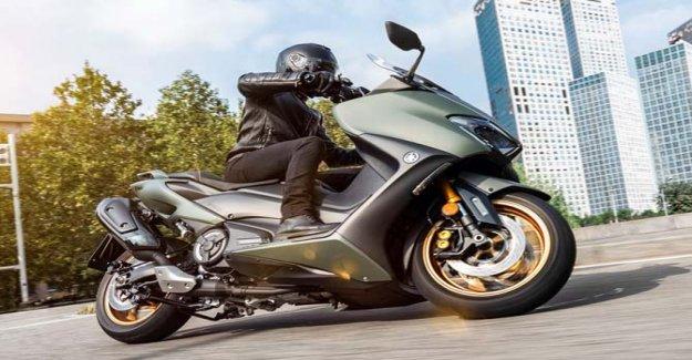 La Yamaha partido en el Eicma, de moto a moto