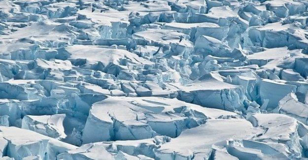 La antártida, una explosión de hielo marino en el que podría haber desencadenado la edad de hielo, hace 2,5 millones de años