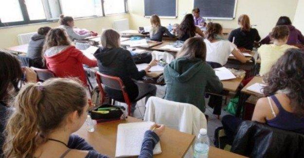 La escuela, por el prof 65 euros de aumento en la nómina de pago