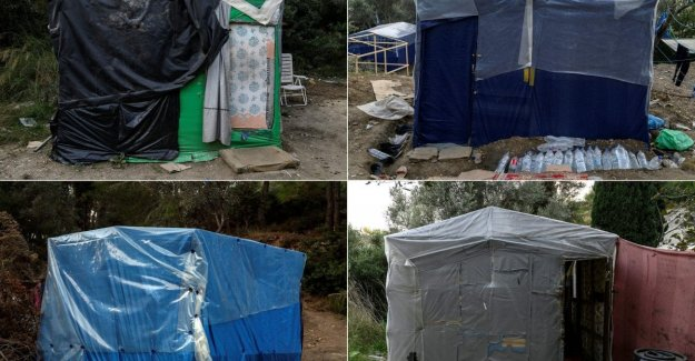 La queja por Médicos sin Fronteras: En Grecia, los campamentos de refugiados son como zonas de guerra