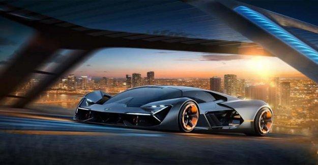 Lamborghini mostrar hi-tech para supercondensadores