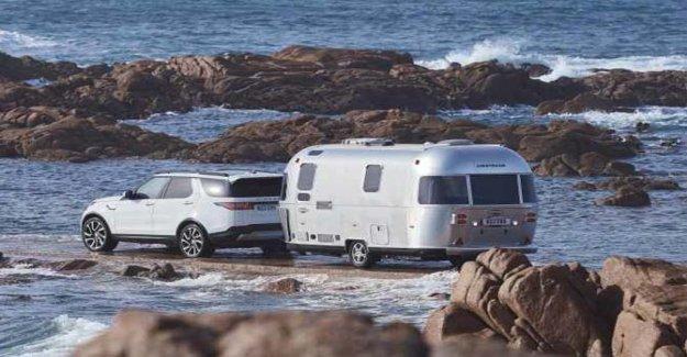 Land Rover Discovery, el trailer ya no se siente