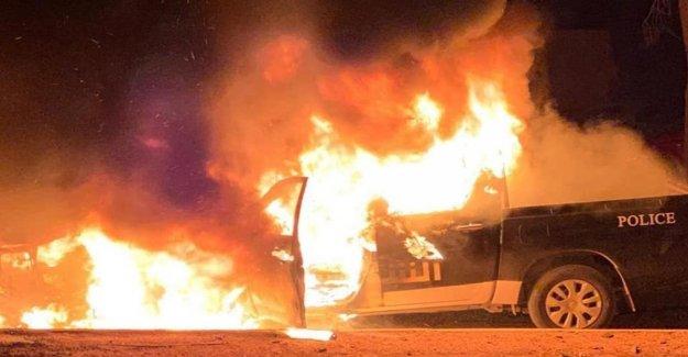 Libia, los Estados unidos, el general Haftar: Detener el asalto a Trípoli