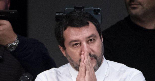 Los Brazos abiertos, actos en Salvini al tribunal de ministros