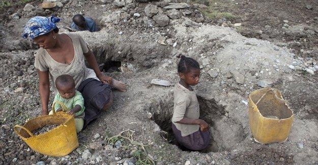 Madagascar, en las minas para extraer Mica, hay niños de 5 a 17 años de edad a 4 centavos de dólar por libra