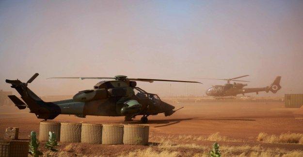 Malí, 13 soldados franceses murieron en el choque entre los dos helicópteros