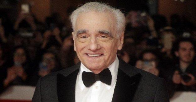 Martin Scorsese vuelve al ataque-Marvel: yo quería 'El Irlandés' en el más sal