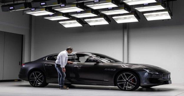 Maserati Laboratorio de Innovación, todo empieza desde aquí