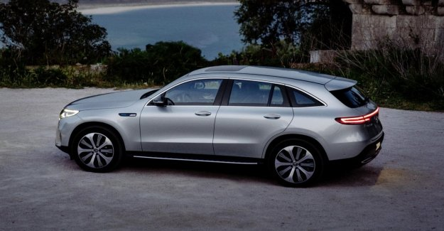 Mercedes EQC, el eléctrico, el más cómodo en el mundo
