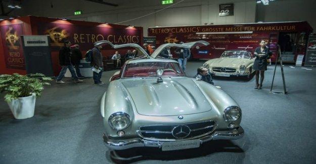 Milano AutoClassica el inicio de su motores