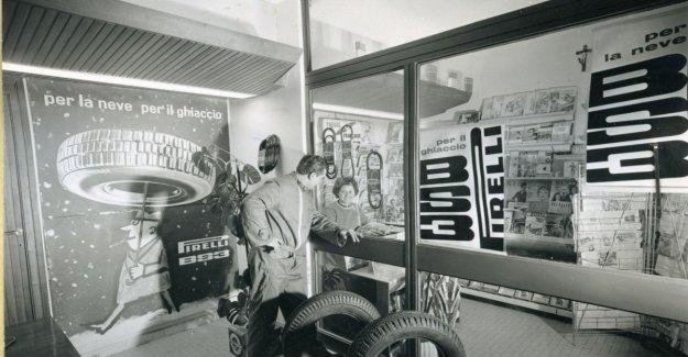Neumáticos de invierno: todo comenzó hace 60 años...