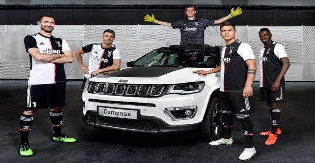 Ocho años de Jeep y la Juventus, nació y la Brújula 122