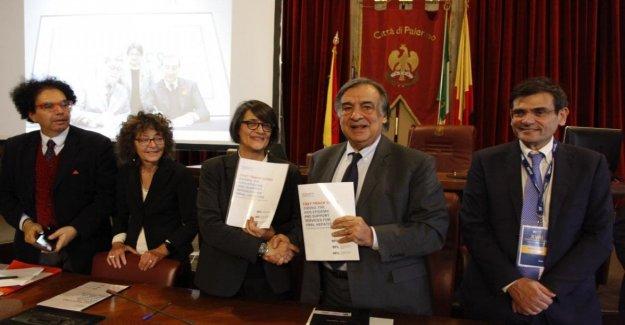 Palermo tercera vía Rápida de la Ciudad en Italia, primero en el Mediterráneo