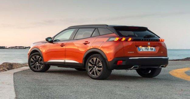Peugeot, a las órdenes del nuevo suv de 2008