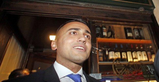 Regional de Di Maio: No hay acuerdo con el Pd en Calabria