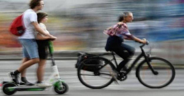 Scooters en la ciudad, la fiebre sube