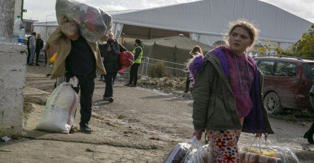 Terremoto de Albania: Marjeta, la mujer muerta con tres hijos en sus brazos y Ramas, el único sobreviviente de su familia
