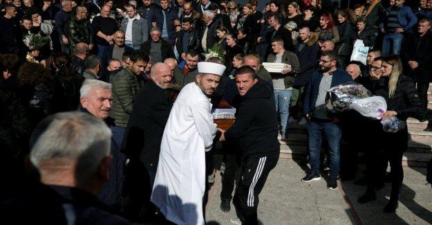 Terremoto de Albania: la conclusión de la investigación de personas desaparecidas, 51 de las víctimas
