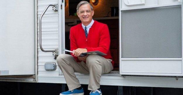 Tom Hanks es el Señor Rogers, el anfitrión, el más querido en los estados unidos: Si hoy tenía un show, el show a mis hijos'