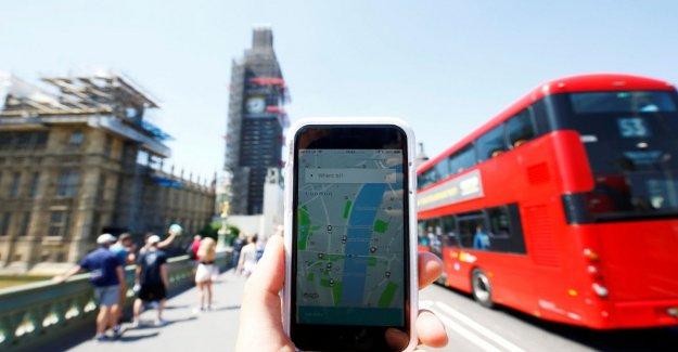 Uber, la parada de Londres: no se renovó la licencia de la aplicación