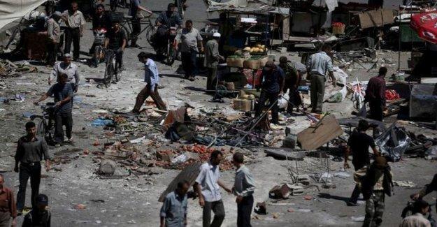 Wikileaks, la verdad sobre el ataque químico en Douma en Siria