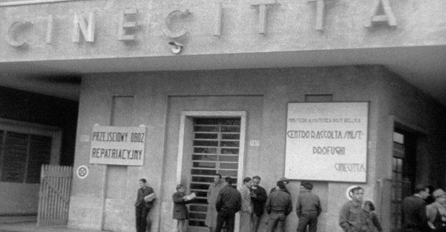 Yisrael, que vivió en Cinecittà: cortometraje  Fellini habitación