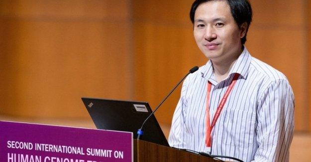 Adn modificado, experimento fallido en China en el gemelo