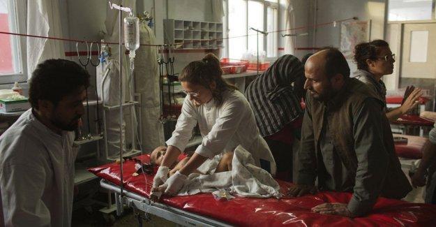Afganistán, violaciones del derecho humanitario y de los incidentes que han participado el personal de la Emergencia