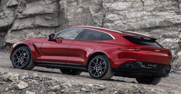 Aston Martin Lagonda se inaugura una nueva planta en el país de Gales