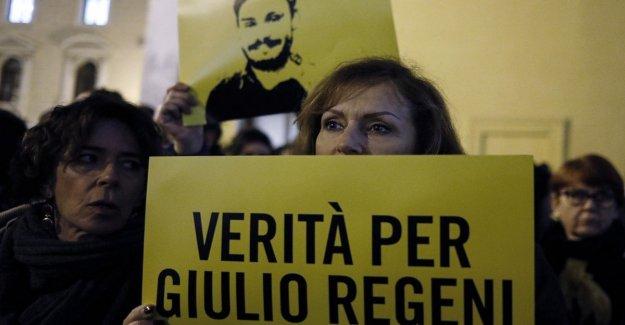 Caso Regeni, Fig: yo le dije al presidente egipcio, que la única cosa que importa a Italia es la verdad acerca de Giulio
