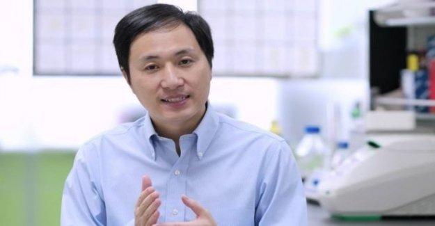 China, condenó el científico de los gemelos con ADN modificado