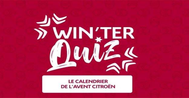 Citroën lanza el calendario de Adviento