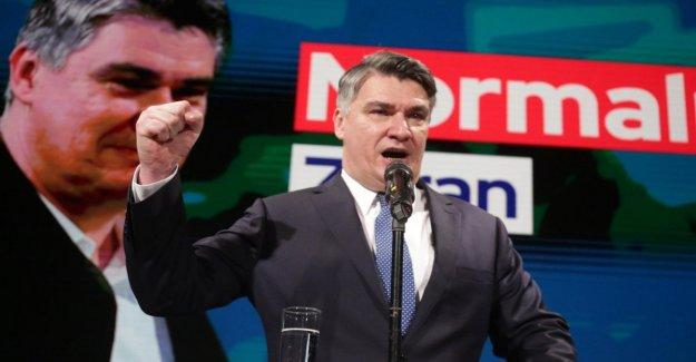 Croacia, en la boleta electoral, la centro-izquierda y los conservadores. Sorpresa el éxito de Milanovic